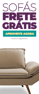 Sofá Frete Grátis