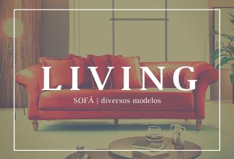 Diversos modelos de Sofás Living para Você   Casa, Coisas e Tal   Incor Home
